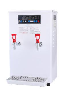 微電腦數控電熱開水機(雙龍頭)
